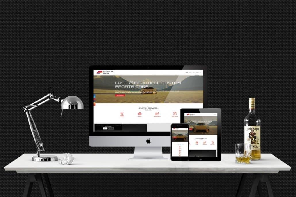 Car Dealer Website Demo